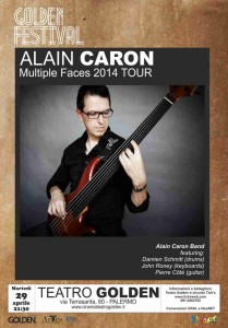 Alain Caron web