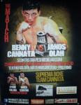 BOXE – Benny Cannata VS Janos Olah – 23 marzo 2014
