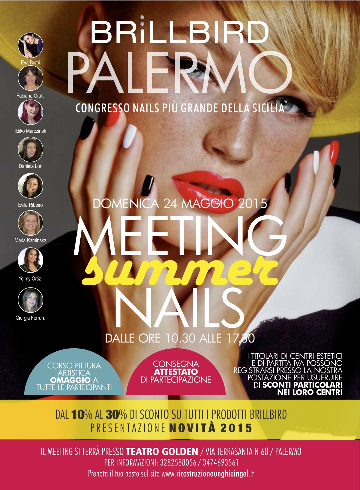 meeting fabinails
